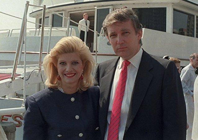 前妻将特朗普今日成就归功于自己