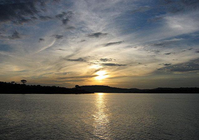 维多利亚湖