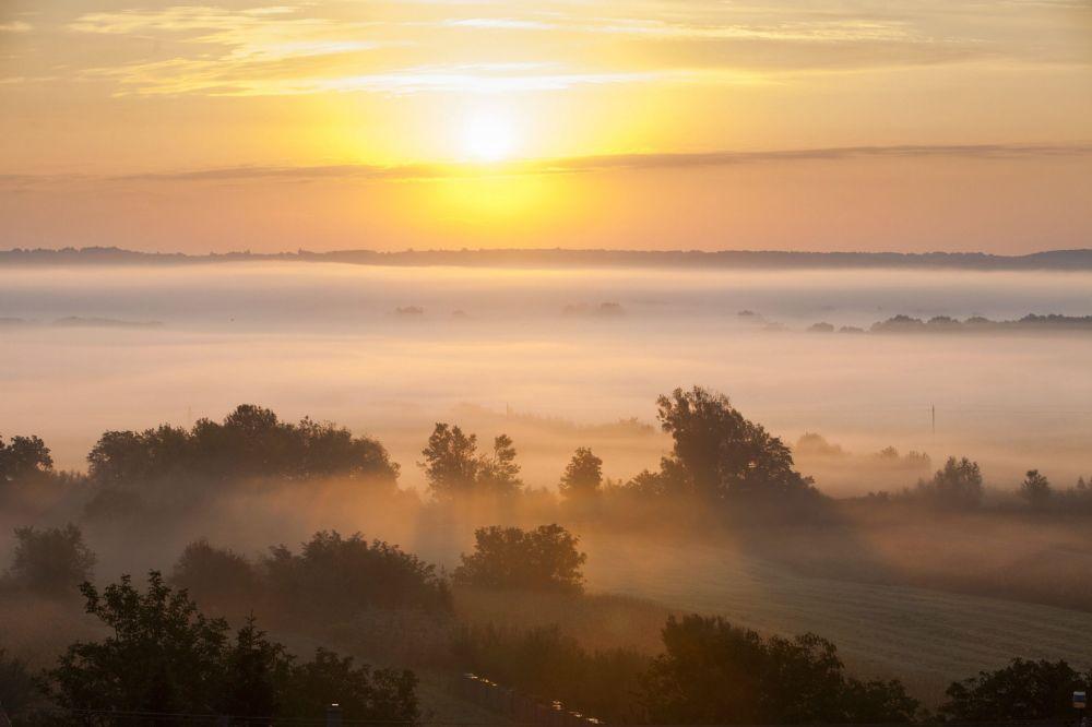 匈牙利的霧