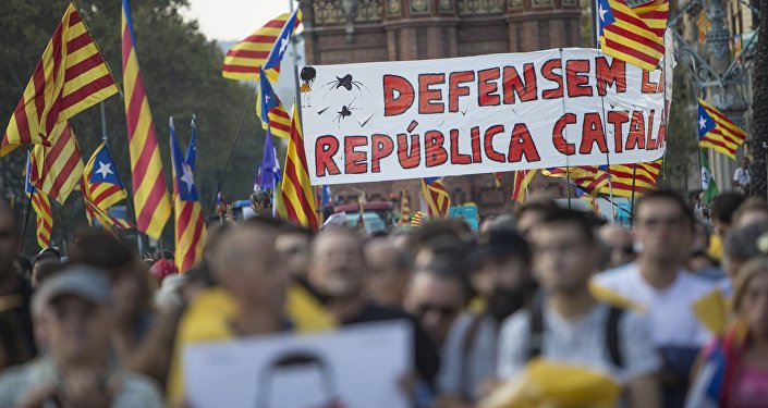 西班牙内阁或启动宪法第155条暂停加泰罗尼亚自治权