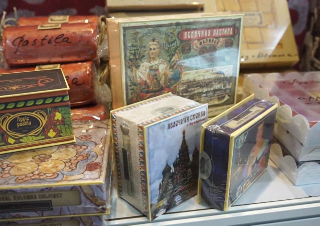 品味俄羅斯:廣州舉行俄羅斯商品展銷會