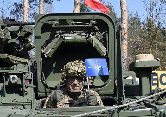 美国第2装甲旅已经抵达波兰,并与装甲装备一齐部署,同时当地还留有美国第3装甲旅的装备