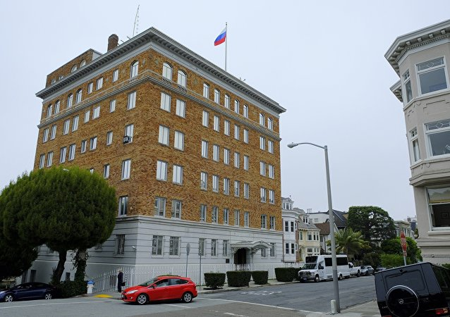 俄驻旧金山领事馆