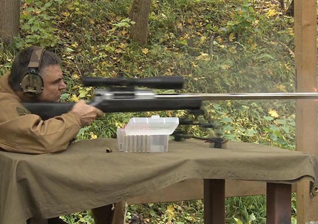 俄最新狙擊步槍創世界最遠射程紀錄