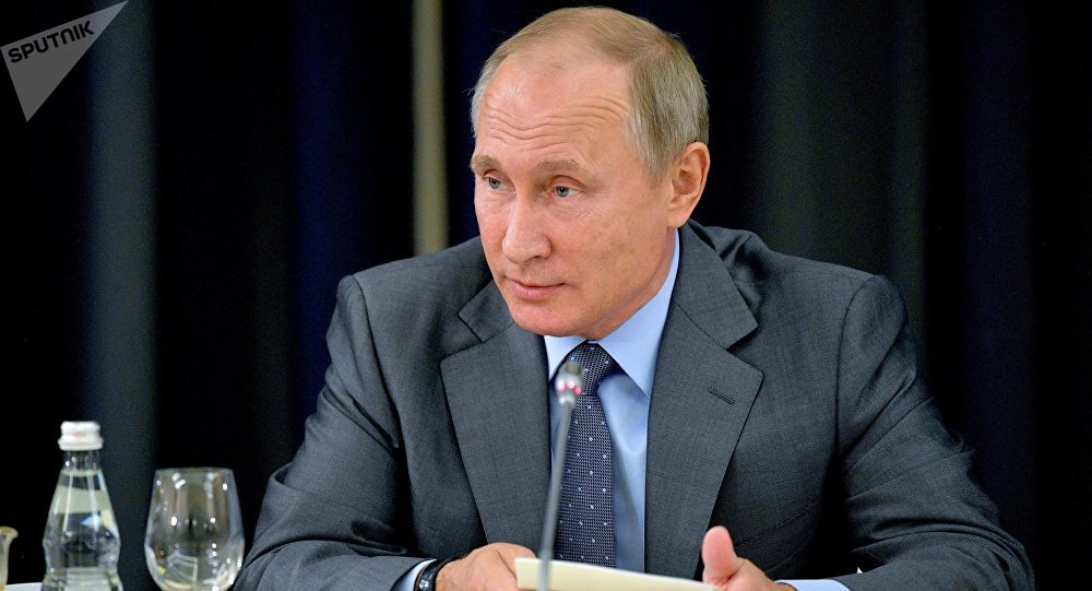 普京:俄經濟增長為德國企業開闢新機