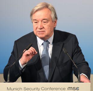 联合国秘书长对美国退出联合国教科文组织表示遗憾