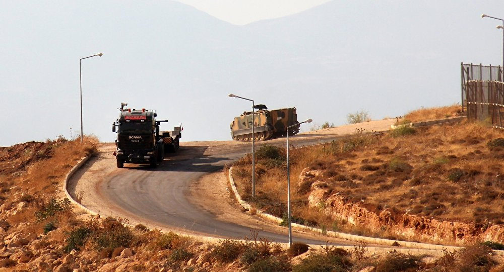 土耳其增加在叙利亚伊德利卜的军事部署