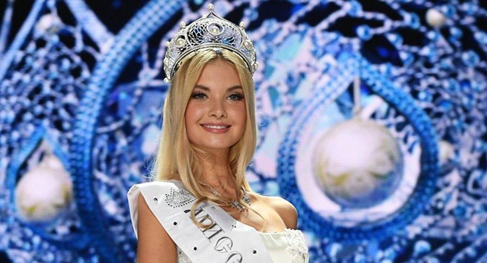 「俄羅斯小姐」冠軍為備戰「世界小姐」決賽在華學習中文並籌備慈善項目