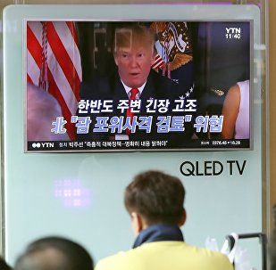 中方希望能把朝韓互動擴大到朝美互動