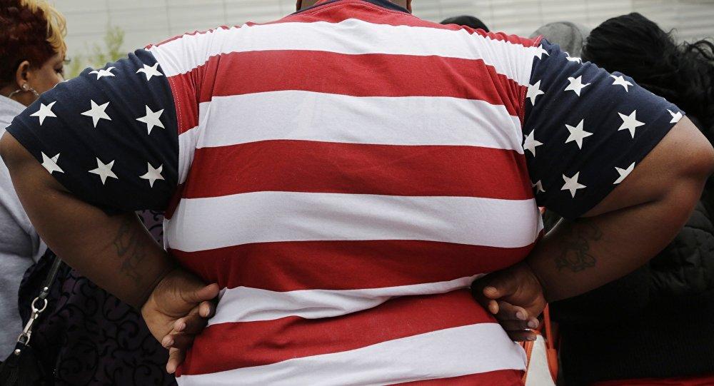 美国成为经受肥胖困扰人数最多的国家