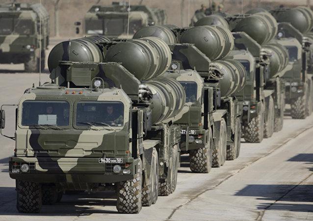 俄专家:土耳其未必能在未来十年内获得S-500防空系统