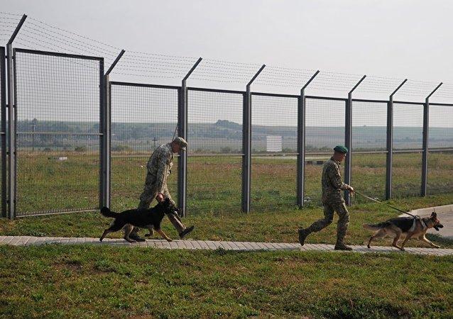烏軍事檢察官:烏克蘭與匈牙利有150公裡邊境在私人手中