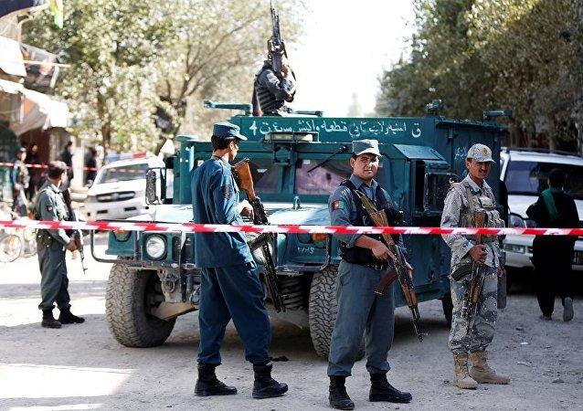 阿富汗国防部称本国军队一昼夜内在境内消灭60名恐怖分子