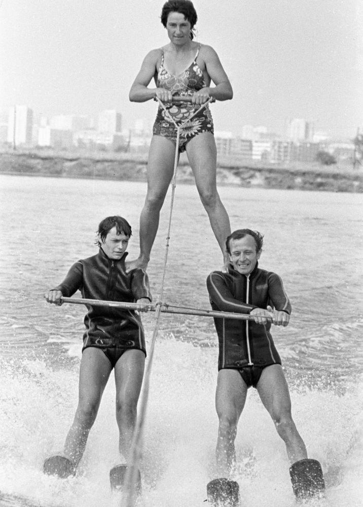 蘇聯滑水錦標賽,1985年