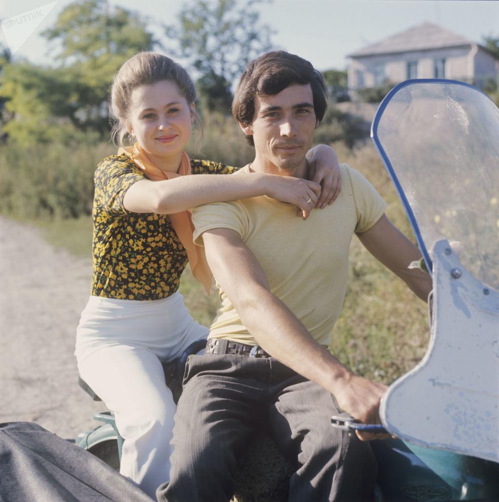 斯塔夫羅波爾的居民,1979年