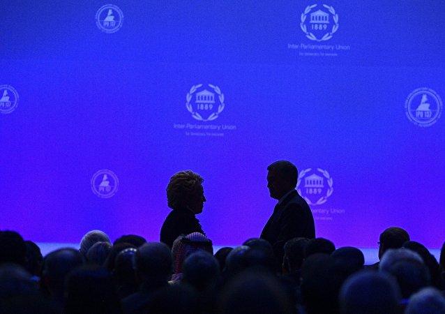 俄联邦委员会主席:若平壤同意 愿朝韩议员在圣彼得堡举行会晤