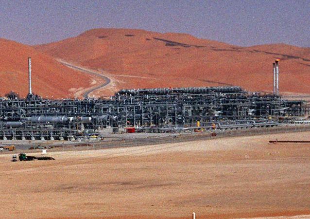 沙特阿美石油公司沙特天然气工厂