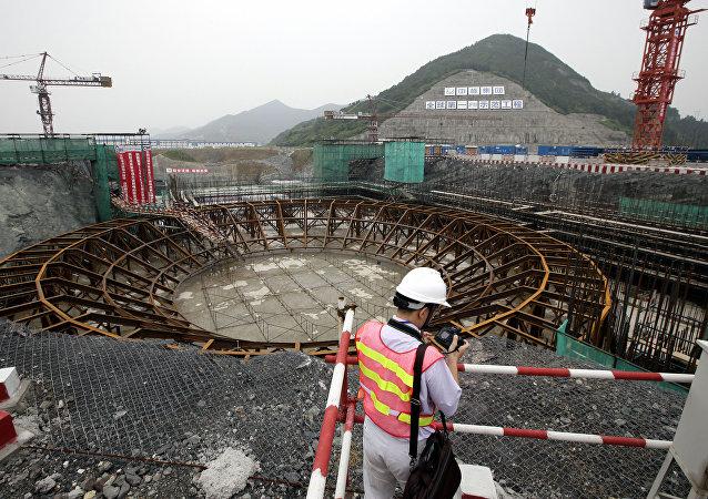 三门核电厂
