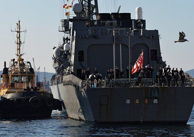 日本海上自衛隊軍艦