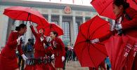 中國共產黨第十九次全國代表大會在北京開幕。