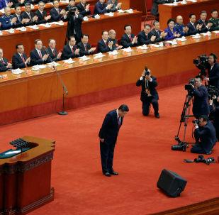 习近平:中共党员的使命是为中国人民谋幸福
