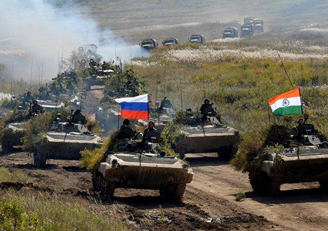 俄技集团:印度70%的武器是苏俄制品