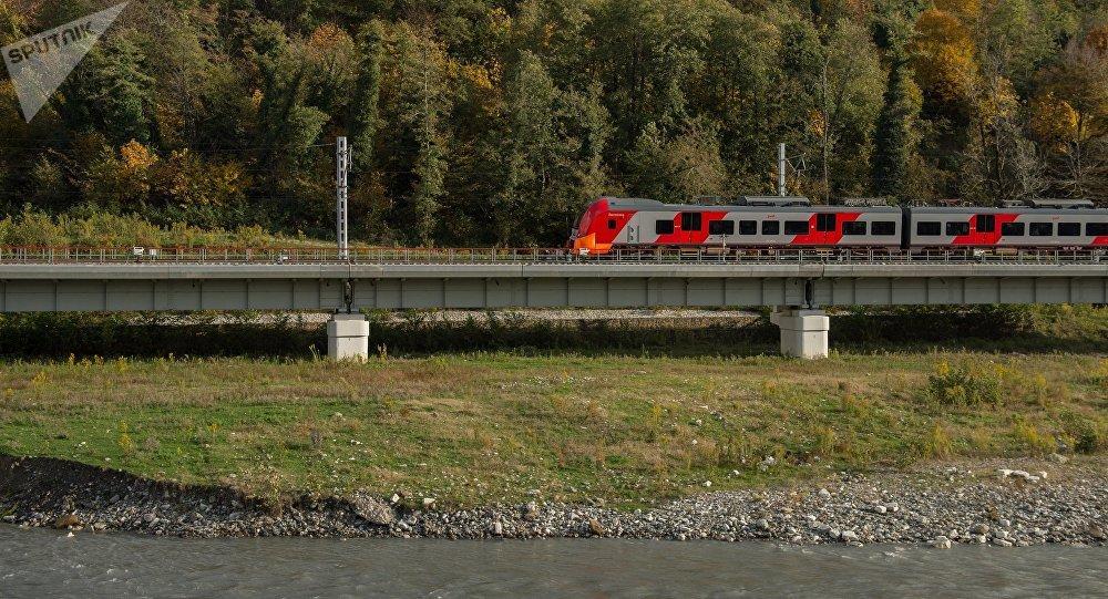 俄罗斯计划生产氢燃料列车