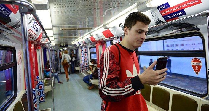 莫斯科人將為聖彼得堡陸上及地鐵中的wifi使用者提供網絡服務