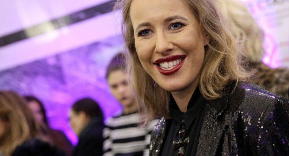 俄罗斯电视主持人克谢尼娅·索布恰克声明,她将会参加2018年的总统竞选