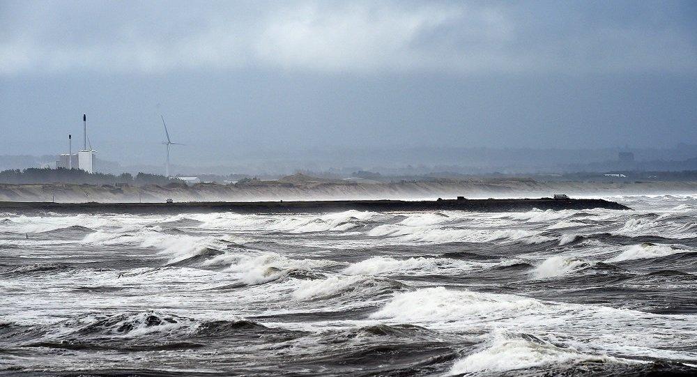 """""""奥菲莉亚""""飓风"""