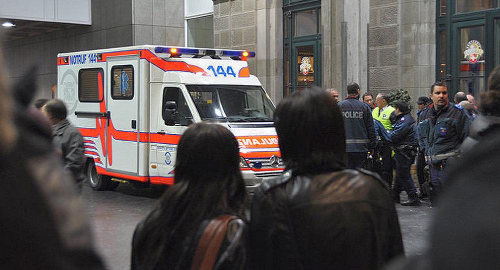 瑞士救护车