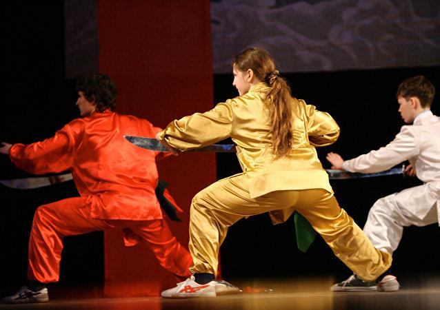 莫斯科国际太极拳和气功艺术节