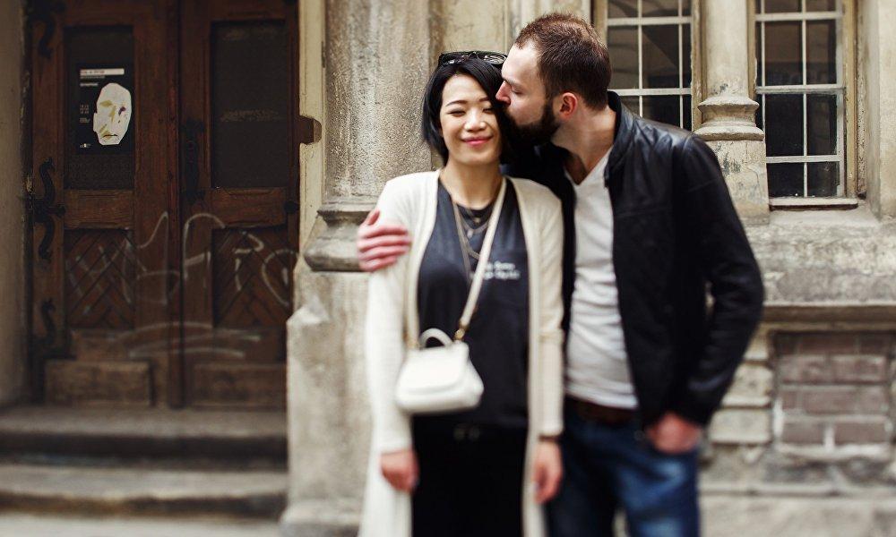 越来越多的中国女人想嫁给老外