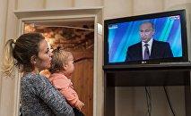普京:不排除女性成為下一任總統的可能性