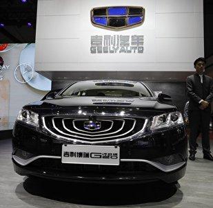 中国吉利汽车