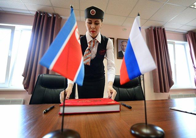 俄羅斯只向朝鮮出口安理會決議允許的商品