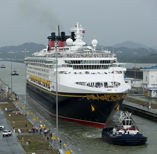 中國在巴拿馬運河地區向美國發起挑戰