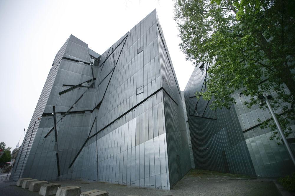 在柏林的犹太博物馆