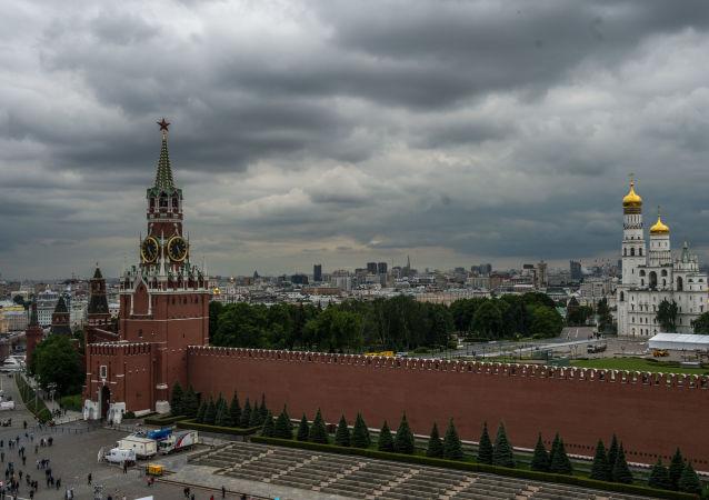 莫斯科,克里姆林宮
