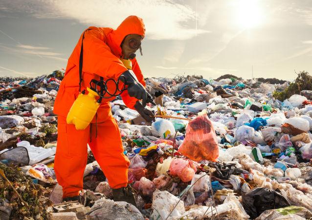 中国不再进口洋垃圾