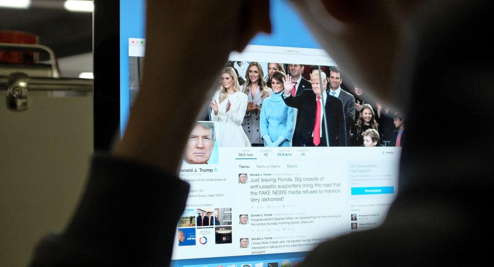 特朗普谈交媒体在其竞选胜利中发挥的作用