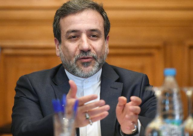 伊朗副外长不排除美国击落自己的无人机