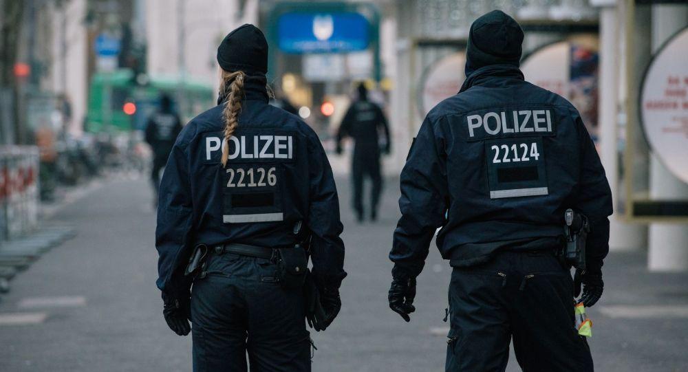 德国法院批捕一名因涉嫌准备发动恐袭而在柏林被扣的俄公民