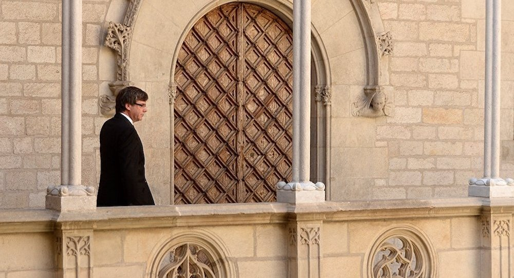 西班牙首相:加泰罗尼亚将提前举行议会选举