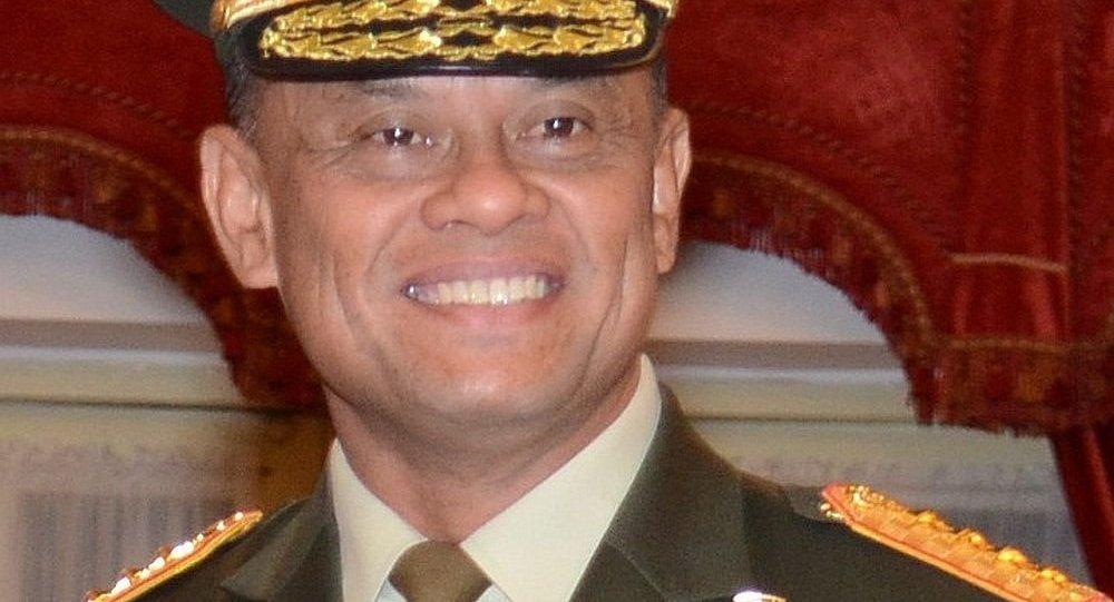 印尼軍方司令加托