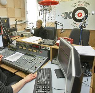 「莫斯科回聲」廣播電台