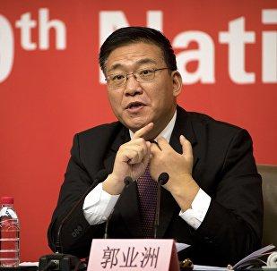 中國批評西方干涉緬甸內部事務
