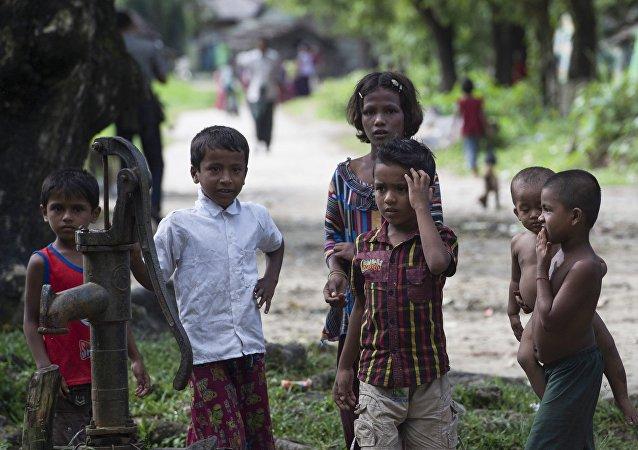 孟加拉国请求印度就遣返罗兴亚难民一事向缅甸施压