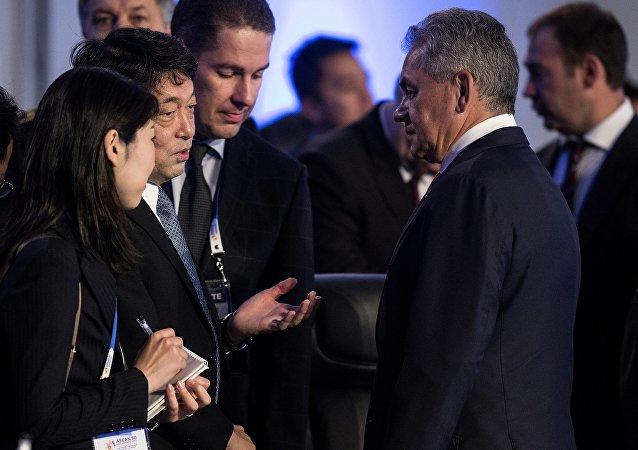 俄防长呼吁东南亚国家参与叙利亚人道主义重建工作
