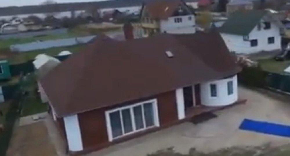 俄雅罗斯拉夫尔市建成欧洲首座3D打印房屋